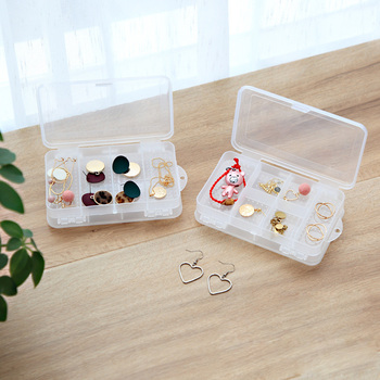 Jewerly Box Jewerly Organizer Storage Plastic Drawers Eco Friendly Orgsnizador Jewelry Drawers Plastic