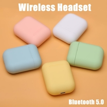 Wireless Headphones Bluetooth Earphones 3D Stereo Sound Headset sports colorful earbuds