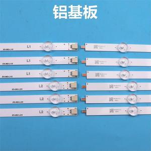"Image 2 - 100% ใหม่ Original Backlight LED Strip Ar Ray 50 ""แถว 2.1 Rev 0.4 6916L 1273A 6916L 1241A 6916L 1276A 6916L 1272A LG 50LN5400"