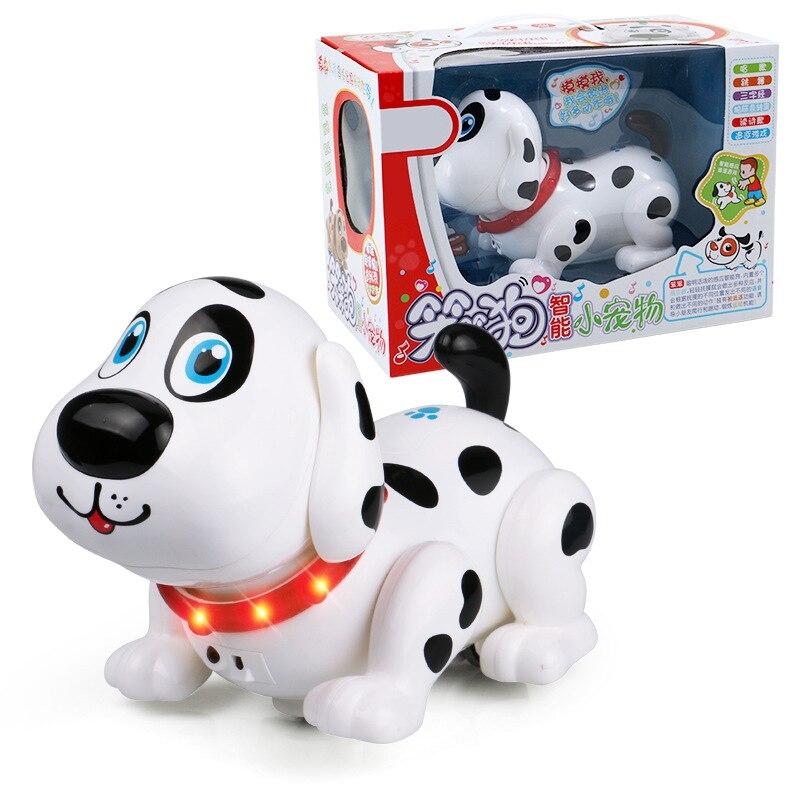 Electric Ben Gou Toy Children Smart Electronic Pet Robot Dog Singing Dancing Simulation Of Dogs