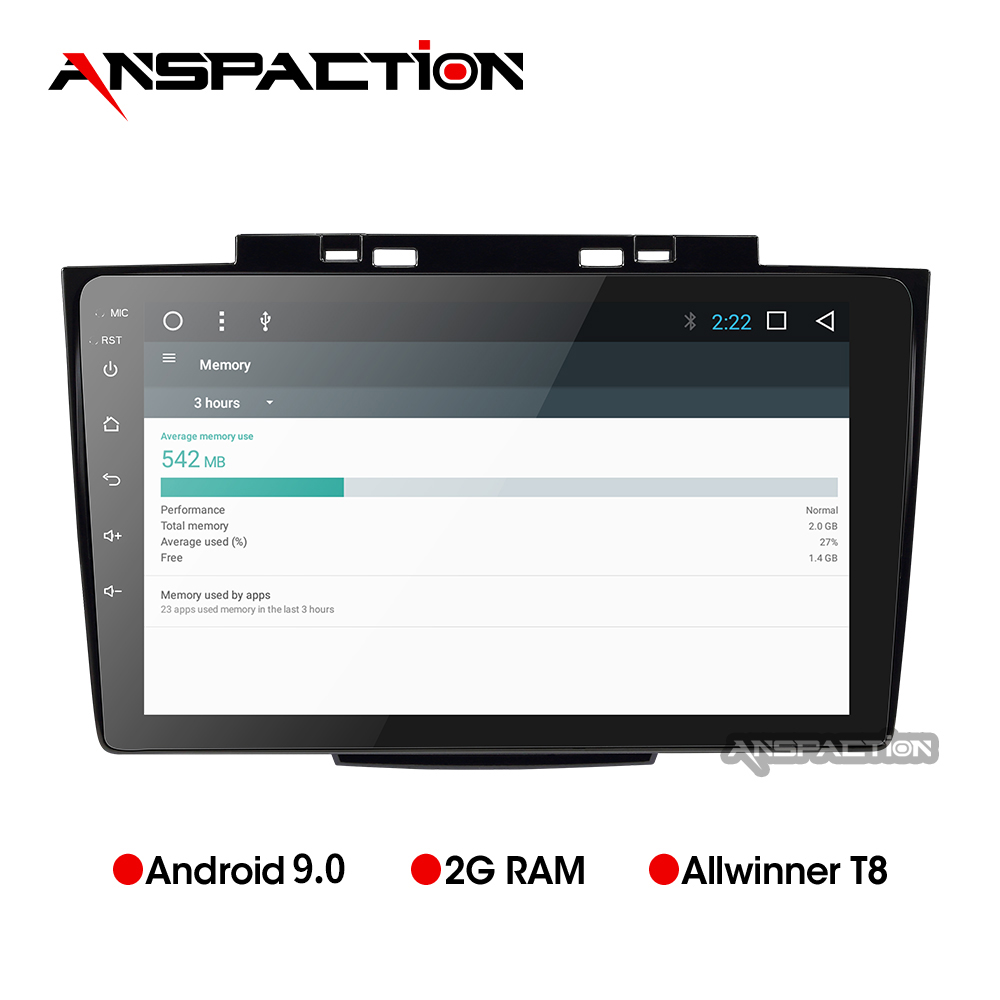 Android 9.0 Car Dvd For Haval Hover Great Wall H5 H3 Car Radio Gps Naviagtion Car Multimedia Dvd Player