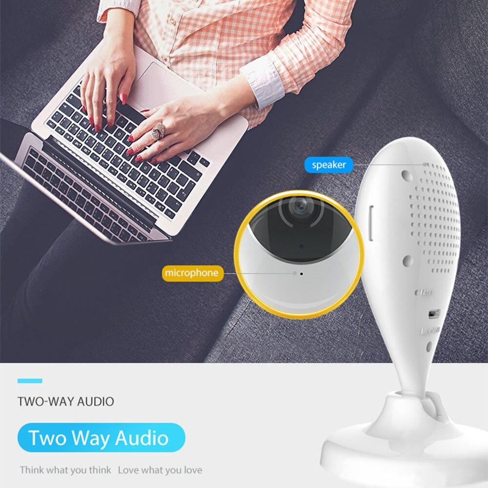 WiFi IP Camera Wireless Smart Home Security Surveillance SmartLife APP Control Two Way Audio Works With Alexa Echo Google Home 6