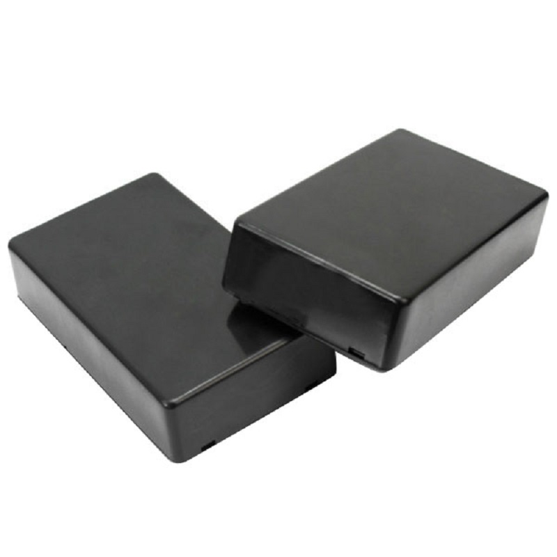 Пластиковый водонепроницаемый чехол для электронного инструмента 100X65X25 мм черный