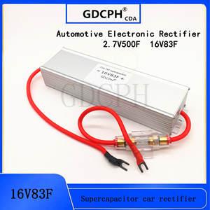 Originalrectificador electrónico automotriz Fala capacitancia 16V83F 2.7V500F