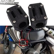 Decorative-Block Ninja zx-25r ZX25R Bumper-Protection Motorcycle-Engine-Guard Kawasaki