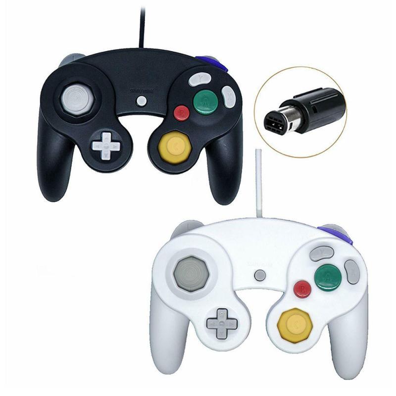 Проводной геймпад для Nintendo NGC GC, геймпад для Wii u, геймпад для джойстика, игровые консоли, аксессуары