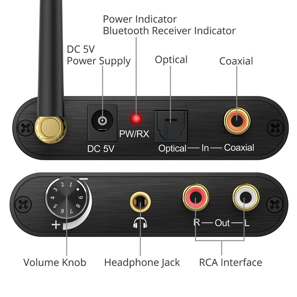ממיר אודיו מדיגיטלי לאנלוגי DAC Neoteck  3