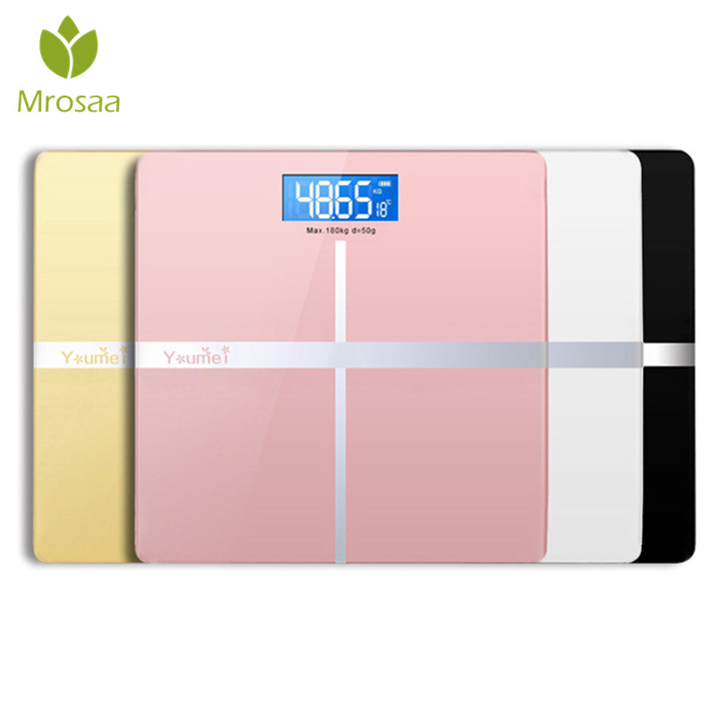 Floor Scales Scientific Smart Scales Electronic LCD Digital Body Weight Scale BMI Bathroom Balance Bluetooth-APP Android or IOS 1
