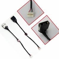 Cabo jack de alimentação dc para lenovo ideapad G50 30 G50 40 G50 45 G50 50 dc30100lg00|Tela de LCD do laptop|Computador e Escritório -
