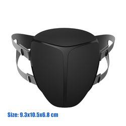 Smart Elettrica Viso Maschera di Purificazione Dell'aria Anti Inquinamento Da Polveri Aria Fresca di Alimentazione 634B