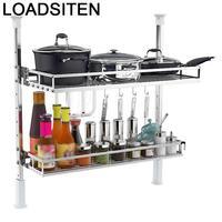 Almacenamiento Etagere Organizador De Sink Sponge Holder Refrigerator Stainless Steel Cocina Mutfak Cozinha Kitchen Organizer Racks & Holders     -