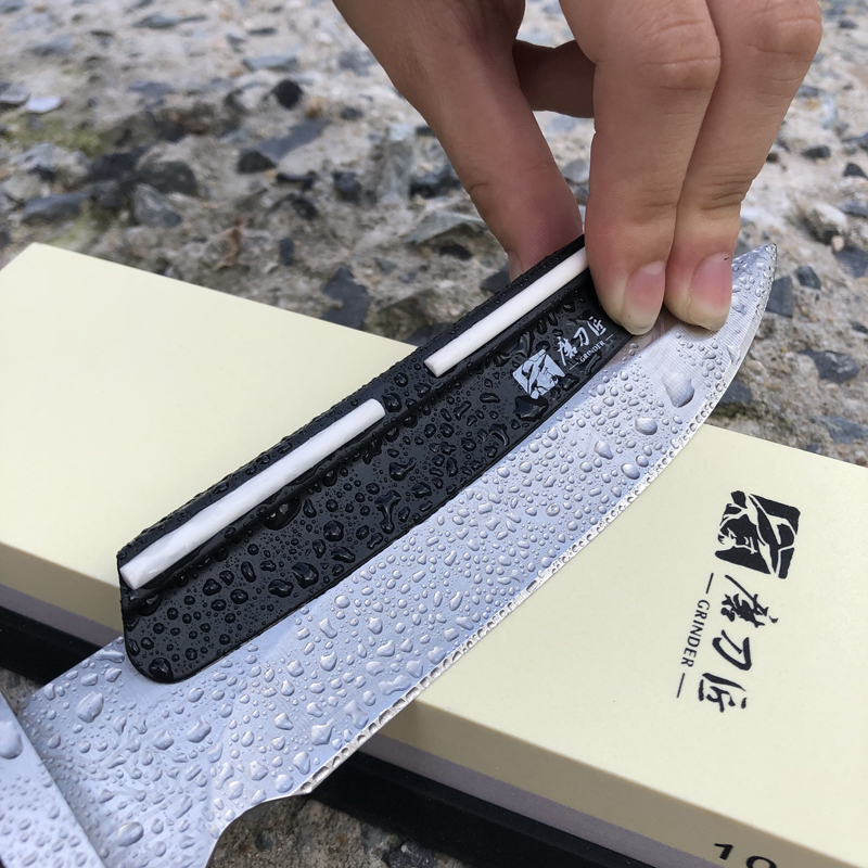 TAIDEA Sharpening kitchen knife stone Angle guide whetstone accessories