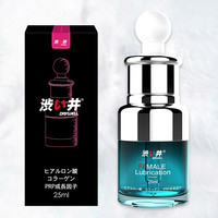 25ML Sex Human Personal Smooth Lubricant Water Soluble Pain Relief Lubricants Anal Anti pain Sex Lube Oil Adult Toy For Couples