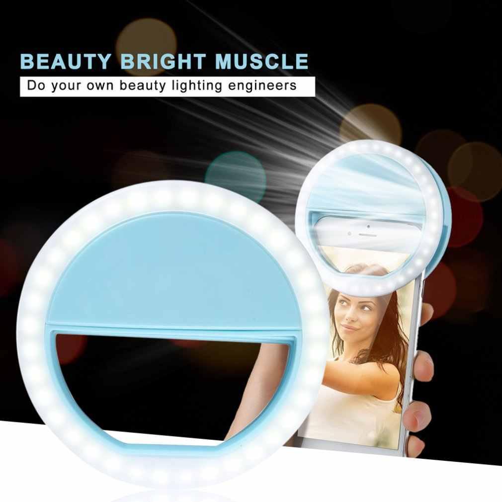 Ultra grand Angle mise à niveau Len lumière Portable universel Selfie anneau lampe Macro remplissage lumière HD lentille Mobile