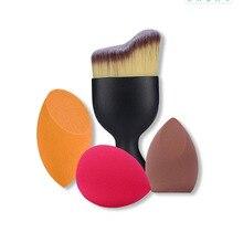 Beauty Sponge Makeup And Contour Brush (3+1 PCS)