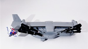 Image 5 - Wltk Thủy Quân Lục Chiến HOA KỲ V22 Osprey Tiltrotor Máy Bay 1/72 Diecast Model
