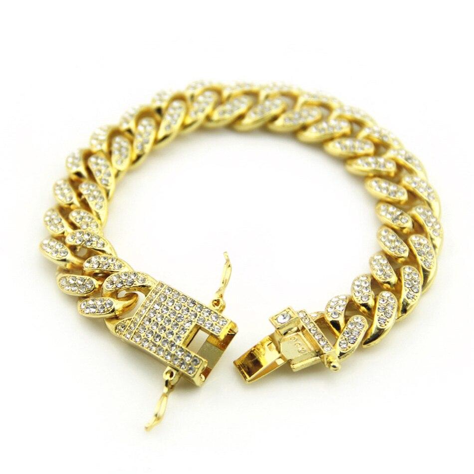 drop shipping new 2020 unisex watches diamond watch for men ice out womens quartz wristwatch bling bracelet (3)