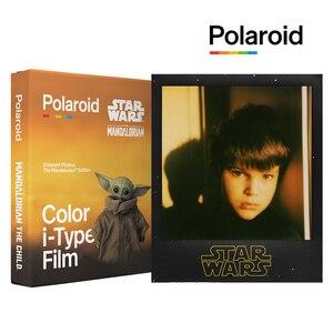 Image 4 - Новая Подлинная пленка Polaroid Originals Instant I type цвета и черно белого цвета для камеры Onestep2VF Instax
