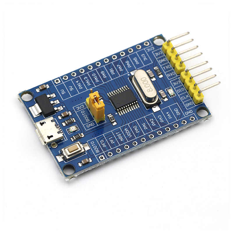 1pcs 48 MHz STM32F030F4P6 ขนาดเล็กระบบ Development Board CORTEX-M0 Core 32bit Mini ระบบการพัฒนาแผง