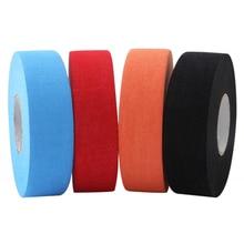 Hockey Grip Tape Non-slip Stick Handle Baseball Bats Colorful Sticky Wrap THJ99