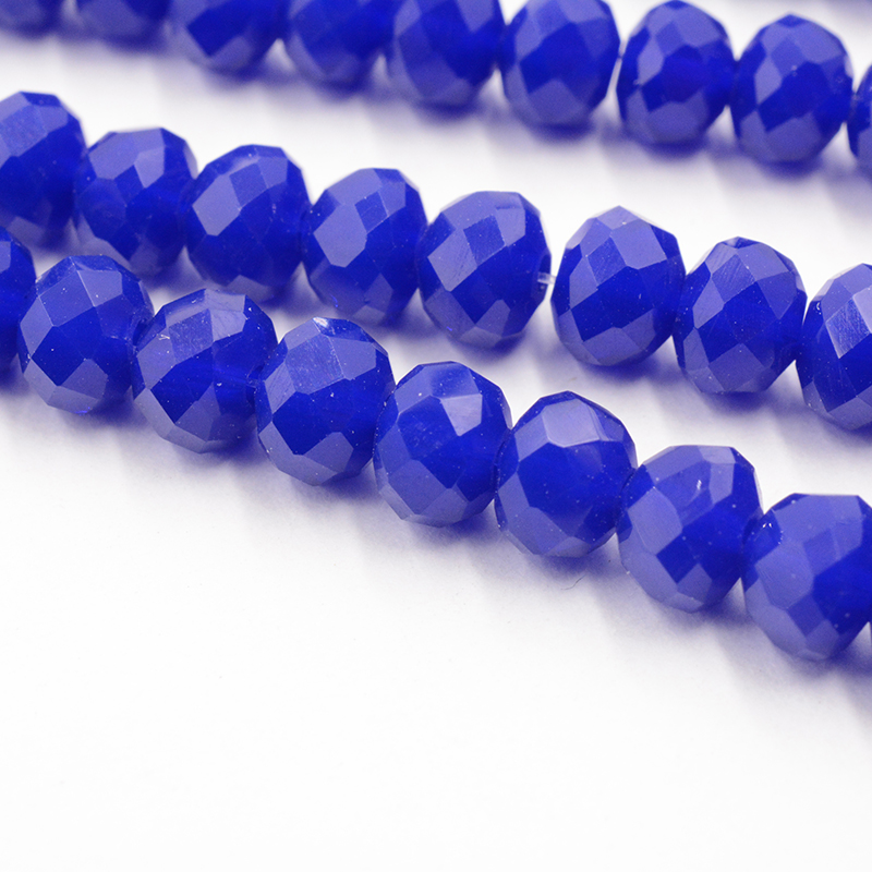 4 мм 140 шт./лот бусины из кристаллов, граненые круглые стеклянные бусины - Цвет: 062