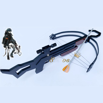 Hot Game Arknights Faust Weapon Cosplay Prop Crossbow Model FT Bow & Arrow PVC Props for Halloween Christmas Comic Show - discount item  17% OFF Costumes & Accessories