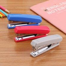 3 Color Mini Stapler. (Random colors) 0209 10 Nail Special Office Student Stapler