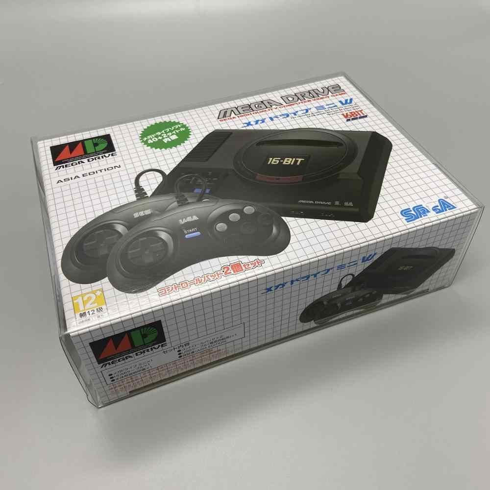 Classic High Quality Custom Made SEGA MEGA DRIVE Video Game Shelf Display