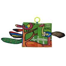 Детские игрушки младенческой раннего развития ткань книги обучение