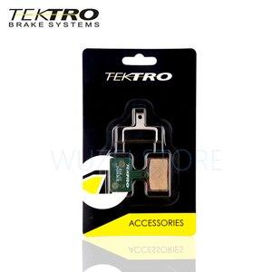 Image 2 - Pastiglie freno MTB TEKTRO E10.11 pastiglie freno a disco pieghevoli per Mountain Road per shimano MT200/M355//M395/M415/M285/M286/M280