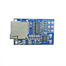 MP3 Decoder Player Circuit Module TF Card Audio Decoding Board 2W Mono Amplifier