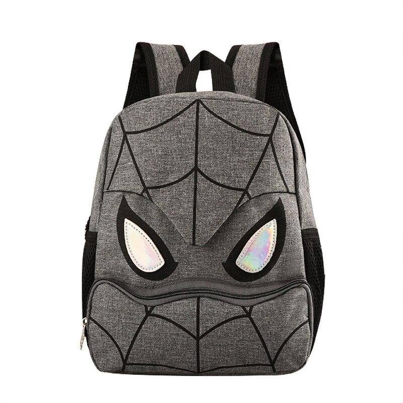 Children School Bags Spiderman Backpack Baby Mochila Infantil Toddler Bag Kids Schoolbag Kindergarten Rucksacks