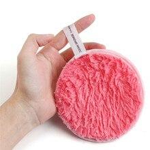 Cleaner-Tools Makeup-Removal-Sponge Face-Washing Cotton Soft Flutter