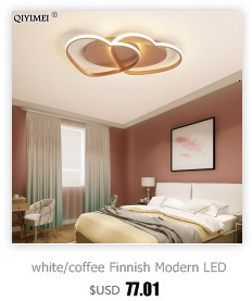 Hc766777e3a424972ad07a918d2e66c43E Modern Ceiling Lights LED Lamp For Living Room Bedroom Study Room White black color surface mounted Ceiling Lamp Deco AC85-265V