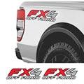 2 шт., автомобильные наклейки FX4 для Ford Ranger Raptor F150 Mitsubishi L200 Isuzu Dma Nissan NAVARA Toyota Hilux