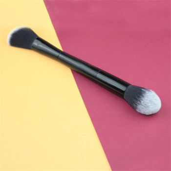 K-Series Shade Light Face Contour Brush - Soft Synthetic Powder Highlighter / Blush Contour Brush - Beauty makeup blender Tool 4