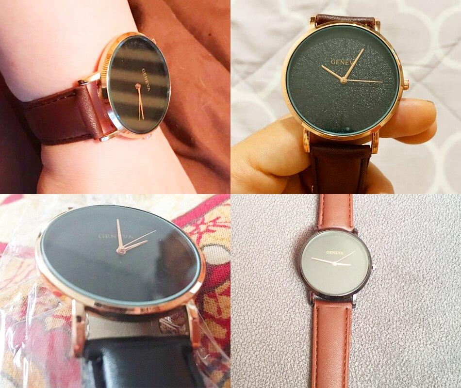 Hc76728a34c634fbfbcadcfea3808eef9j Arrival Men's Watches Fashion Decorative Chronograph Clock Men Watch Sport Leather Band Wristwatch Relogio Masculino Reloj