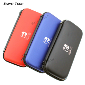 Image 3 - Nintendoswitch Accessories Case Cover EVA Storage Hard Bag Nintend Nitendo Switch TPU Soft Protective Shell for Nintendo Switch