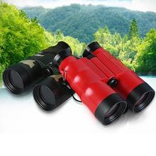6x36 Children Binocular Bird Watching Outdoor Camping Hunting Telescope Toy Kid Toddler Early Education Cognition Toys Boy Gift
