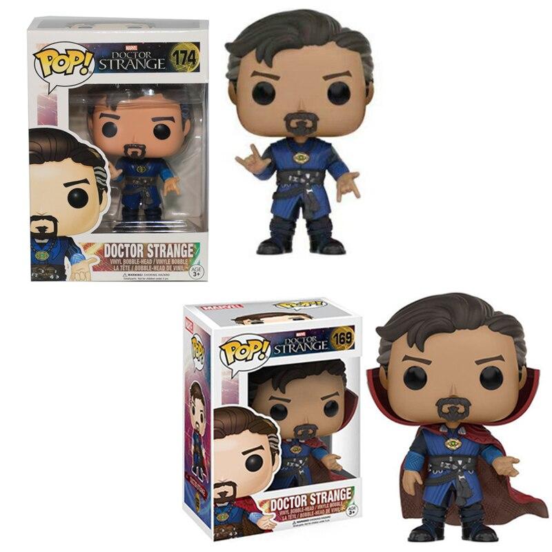 Infinity War Doctor Strange brinquedos toy Funko POP The Marvel Avengers3
