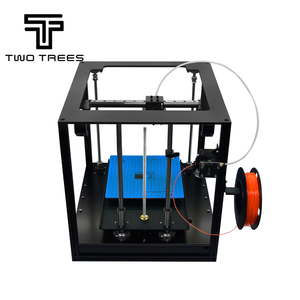Image 5 - TWO TREES 3D Printer High precision Sapphire S CoreXY Automatic leveling Aluminium Profile Frame DIY print Kit Core XY structure