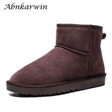 Botas de neve botas de neve à prova dwaterproof água das mulheres dos homens sapatos de inverno de pelúcia botas de neve kar botu buty zimowe sapatos de neve bottines femme hiver 2020