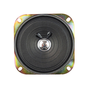 Image 2 - Tenghong 2pcs 4 Inch Portable Audio Speaker 8Ohm 3W Full Range Speaker Unit For Keyboard Broadcast Car Audio Loudspeaker 102MM