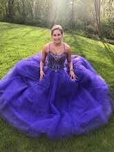 2020 vestidos de quinceanera espaguete sweetehart frisado criss cruz volta vestido 15 anos tule a linha vestidos de baile