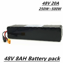 цена на e-bike battery 48v 8ah li ion battery pack bike conversion kit bafang 500w for Electric Vehicle Electric Motorcycle battery