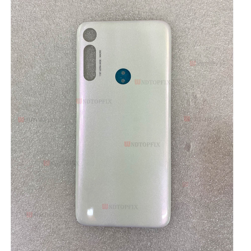 Moto G Fast battery cover