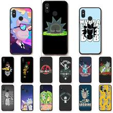 Babaite Rick And Morty silicone case for xiaomi mi a1 a2 lite redmi note 2 3 4 4x 5 5a 6 mobile phone accessories cltgxdd 5 10pcs headphone audio jack socket for xiaomi 4 4c 5x a1 redmi 1s 2 2a 3 3s 3x 4a 4pro prime max2 note 1 2 3 3pro 4 4x
