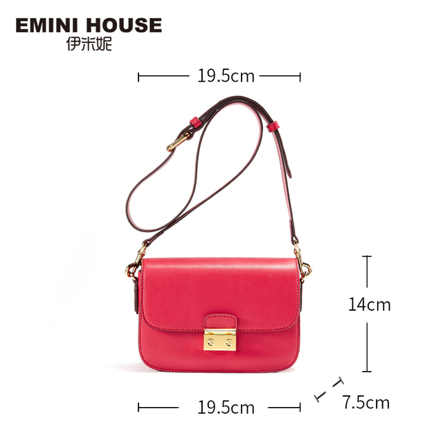 Mini casa clássico cadeado aleta sacos de couro rachado bolsa de ombro feminina crossbody sacos para mulheres de alta qualidade saco do mensageiro 1