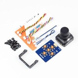 Image 3 - 高品質 RunCam スウィフト 2 FPV 600TVL カメラ 2.3 ミリメートル/2.1 ミリメートルレンズ osd IR ブロック pal RC Quadcopter Multicopter