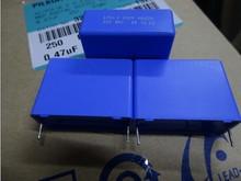 20PCS NEW BC PILKOR MKP389 0.47uf/630v P27.5MM blue film capacitor VISHAY 474/630V mkp 389 470nf 474 630v 0.47uf